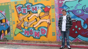 RYSE Mural
