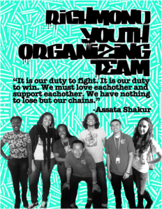 Join the Richmond Youth Organizing Team